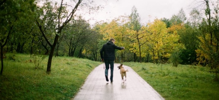 Walk your Dog Week was founded in 2010
