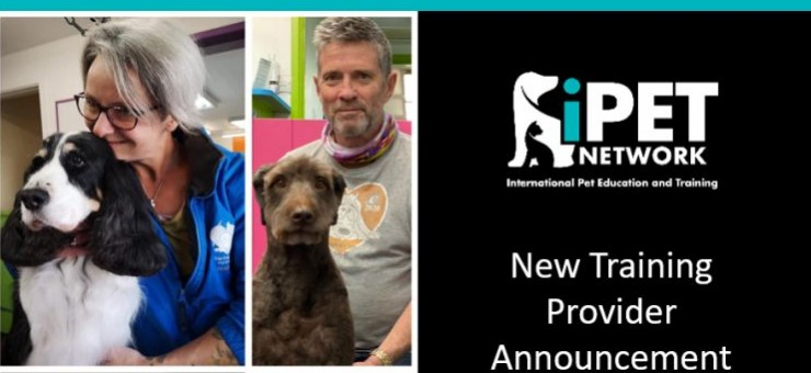 iPET Network are delighted to announce that The Dog House Pro Limited are now an approved Training Provider!