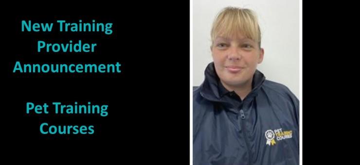New Training Provider in  Cheshire!